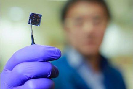 钙钛矿/CIGS叠层太阳能电池效率再获进展 达22.4%!