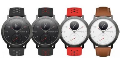 Withings 从诺基亚收回品牌后推出的首款智能手表!