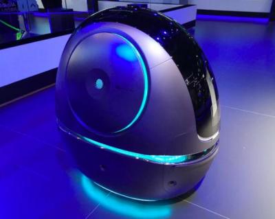 天猫精灵又来搞事情!阿里巴巴发布太空蛋/太空梭机器人