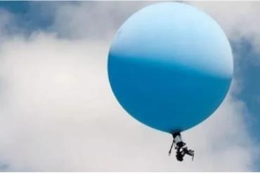 """秒杀无人机!ALTA开发出3D打印""""智能气球"""""""
