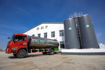 借鉴蒙牛经验,西藏拥有了现代化乳品生产线