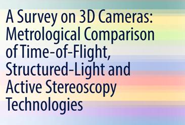 奥比中光Astra S被施普林格•自然报告评为最先进的结构光3D摄像头