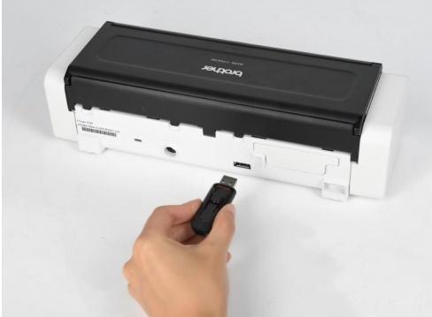 Brother发布新款紧凑型馈纸式扫描仪 开启办公扫描新时代