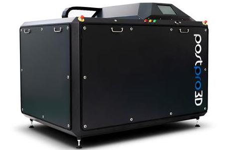 AMT推出3D打印自动平滑机器PostPro3D