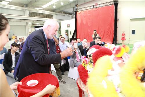 温湿度管理技术供应商世图兹杭州工厂测试实验室开幕仪式圆满举行