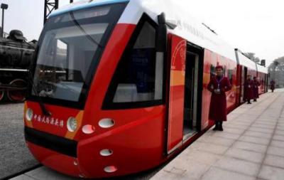 氢动力燃料电池列车已开跑 中日欧新能源竞赛将继续