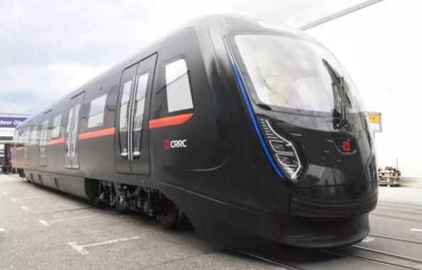 我国新一代碳纤维地铁车辆亮相德国,有啥不一样?
