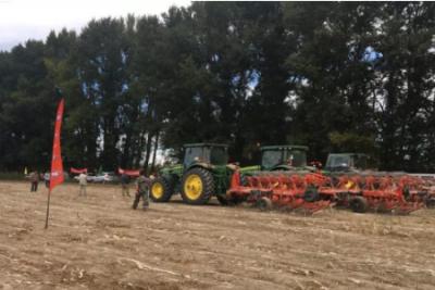 库恩耕整地和播种解决方案备战2019年春耕春种