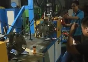 运动控制器运用在激光焊接设备上