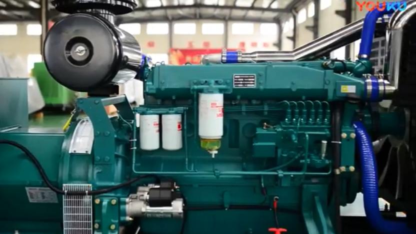 新款200千瓦潍坊柴油发电机组更新换代, 性能优越