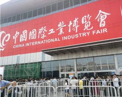 2018上海工博会:光纤激光器在朝着更高功率的方向发展