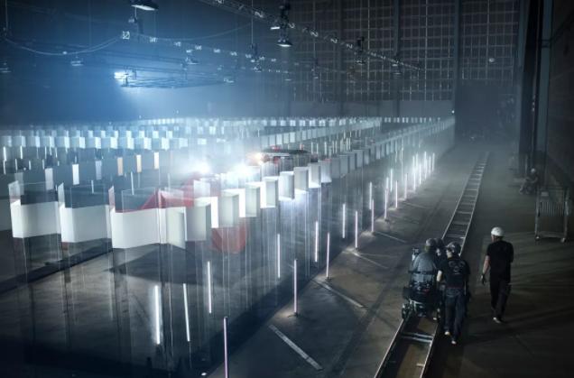 揭秘:行走在玻璃迷宫的山特维克铲运机