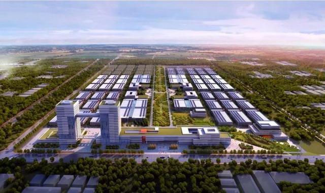 中信·无极绿色生态皮革后整产业园,从根本解决企业水、固、气污染等问题。