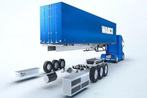 业内首款!威伯科发布全球模块化挂车制动系统平台