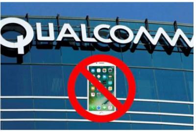 美法官裁定苹果iPhone侵权高通,驳回了高通禁令请求