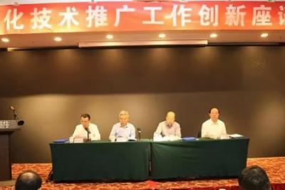 张桃林:做好推广应用是推进农机化全程全面、高质高效发展的关键