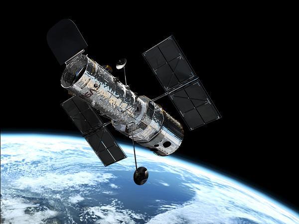 哈勃望远镜因回转仪故障 已暂停运转进入安全模式