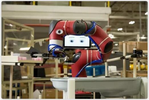 智能机器人视觉传感器的技术和应用【详解】
