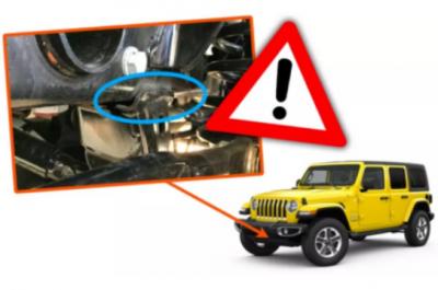 焊接有缺陷!Jeep计划召回2018和2019款牧马人JL车型
