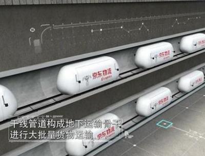 京东物流启用磁悬浮技术打包快递 迎接双11大促