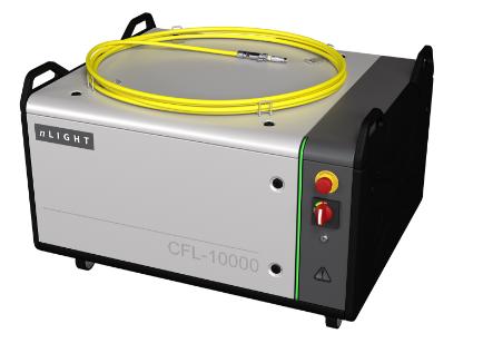 恩耐正式宣布推出体型最紧凑的万瓦光纤激光器