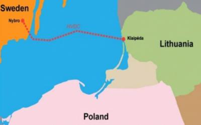 历时两个月的抢修 立陶宛-瑞典海底电力电缆NordBalt重新投运