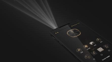 《影》官方合作品牌VVETIME投影手机 可投出150英寸巨幕