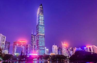 """浅析""""深圳之夜""""背后的科技力量——天健集团、名家汇、利亚德、达特照明、凯铭照明"""
