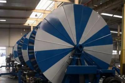 华源重器JP110-500Y液压传动卷盘喷灌机面世
