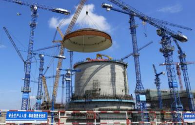 美国能源局对华发布核电禁令 中广核:不影响在英核电站建设