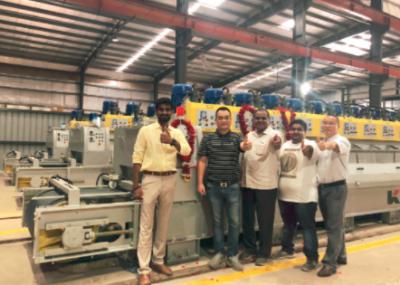 科达洁能收购welko发力国际化,挺近非洲陶瓷机械蓝海