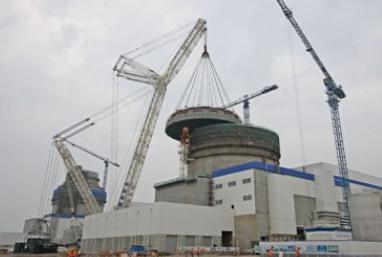 时隔一月 海阳核电2号机组首次并网成功