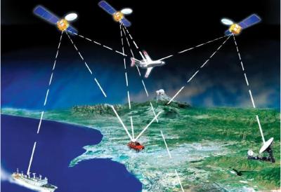 北斗导航卫星成功发射 年底定位精度将达2.5至5米