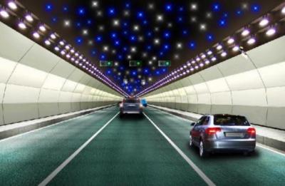台达李华斌携照明应用技术出席2018中国隧道照明论坛