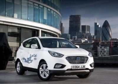 现代拟定2025年向法国出口氢燃料电池车 约5000辆!