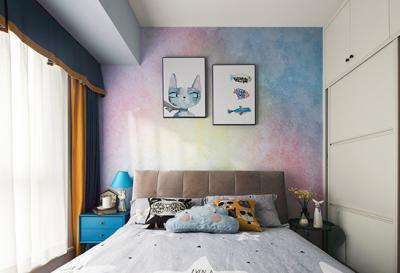 嘉宝莉布兰诺·霞新品上市,让家也有天空色彩