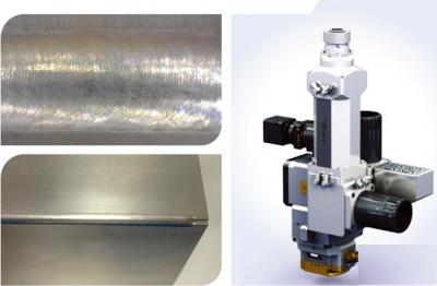 IPG最新推出摇摆焊接头Wobbler