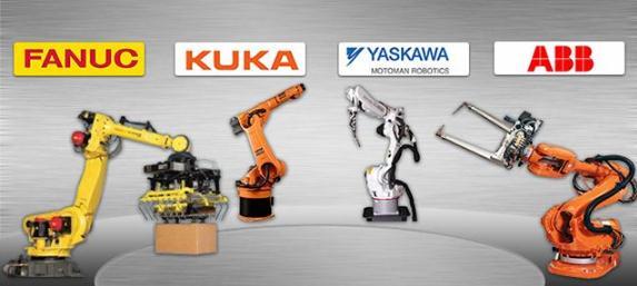 工业机器人品牌大全:全球、国产工业机器人品牌有哪些?