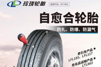 玲珑自愈合轮胎受邀亮相军民融合发展高技术装备成果展