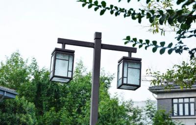 真优美将携景观庭院系列灯具参加2018香港秋季灯饰展
