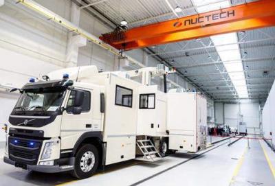 同方威视华沙公司在欧洲建立了最大的安检设备生产基地