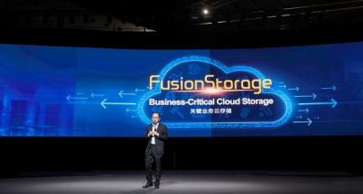 华为宣布其新一代关键业务云存储FusionStorage的重大升级