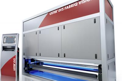 乌斯特自动织物检测技术赋能更大自动化和改进潜力