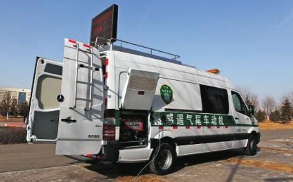武汉大气质量监测水准蓄力突破 24小时紧盯6大污染因子
