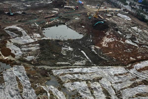 安徽省出台污染地块环境管理暂行办法