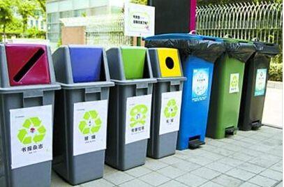 宁波生活垃圾分类得以突出重围 每年免费发放4000万元二维码袋