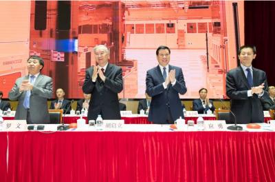 刚刚!上海最大集成电路项目华力二期12英寸生产线建成投片!