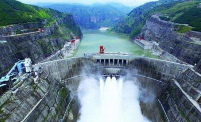 改革开放40年 中国水电从追赶走向引领之路