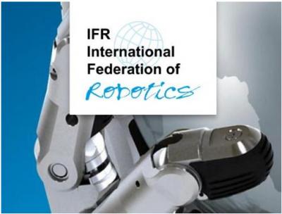 IFR:中国今年工业机器人销量增幅为去年的三分之一左右