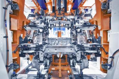 蒂森克虏伯与戴姆勒再次合作,打造高度自动化白车身生产线